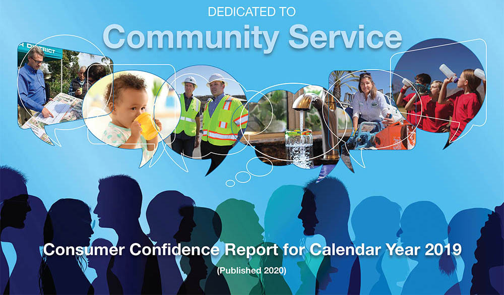 Otay Water District Publishes Its Annual Water Quality Report